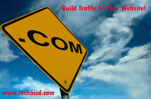 Effective Ways to Gain Website Traffic