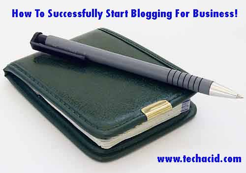 Business Blogging Tips