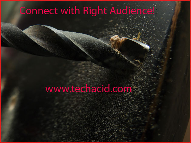 Connect with Right Audience!