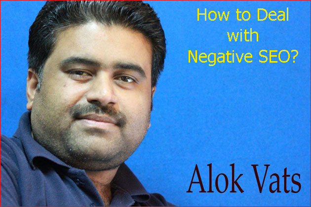 How to Deal with Negative SEO
