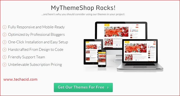 My Theme Shop Features