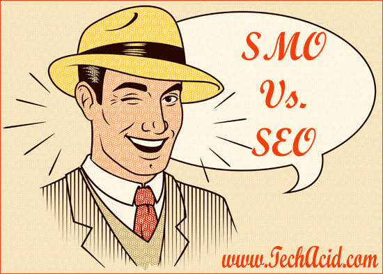 SMO Vs SEO | Role of Social Media Optimization in SEO