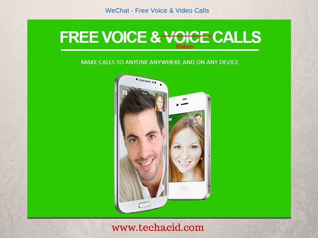 Free Voice & Video Calls