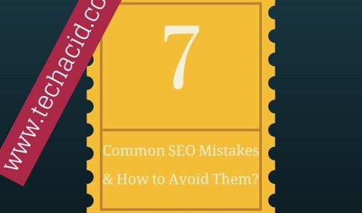 7 Common SEO Mistakes and How to Avoid Them?