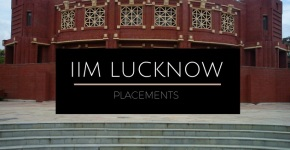 IIM Lucknow placements
