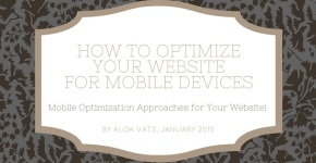 Mobile Optimization Approaches