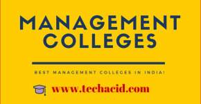 Best Management Colleges in India!