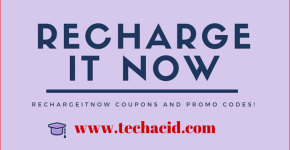 RechargeItNow Coupons and Promo Codes!