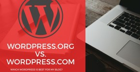 WordPress.org vs. WordPress.com